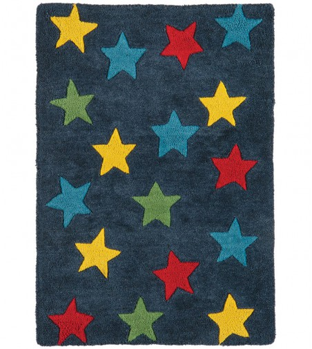 Tapete Candy Stars Blue