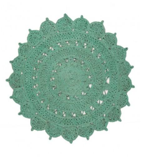 Tapete Zira 005 Turquoise