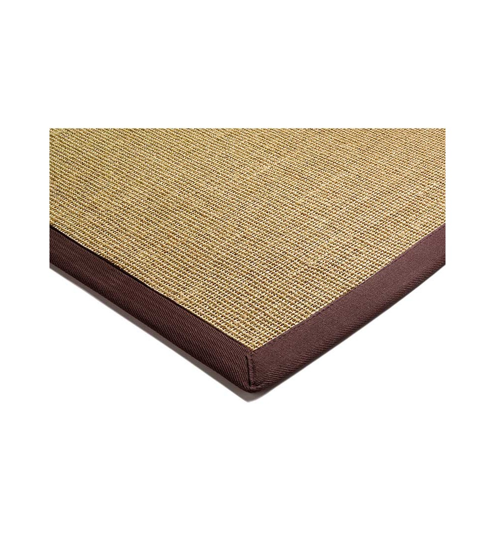 Tapete Sisal Linen Chocolate