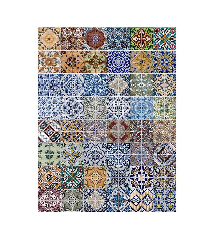 Tapete Mozaic Chenill Primera 070