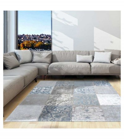 Tapete Patchwork Chenille 8981