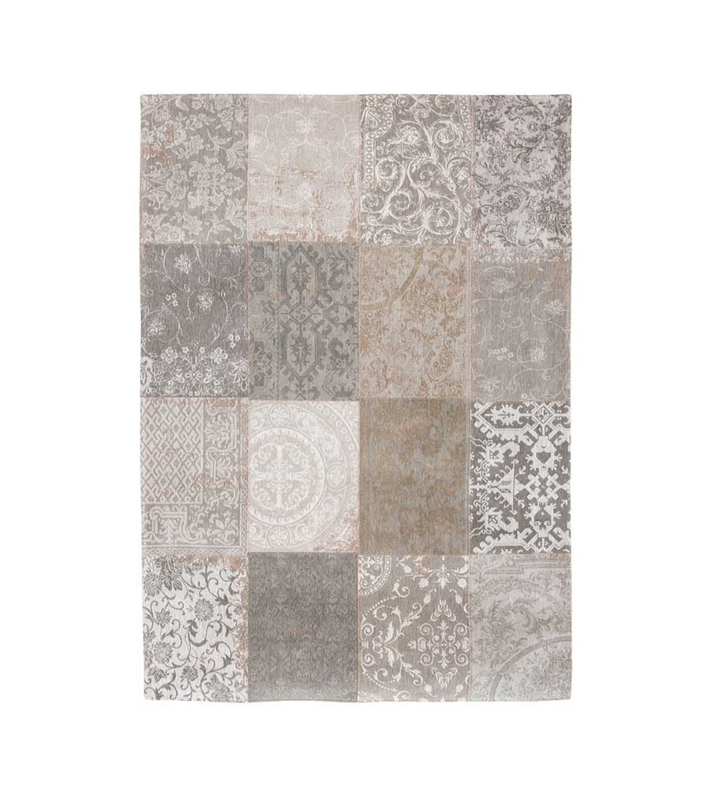 Tapete Patchwork Chenille 8982